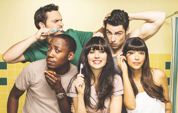 My Favorite Netflix Series - New Girl