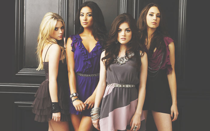 My Favorite Netflix Series - Pretty Little Liars