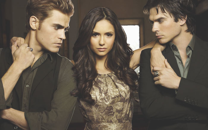 My Favorite Netflix Series - The Vampire Diaries