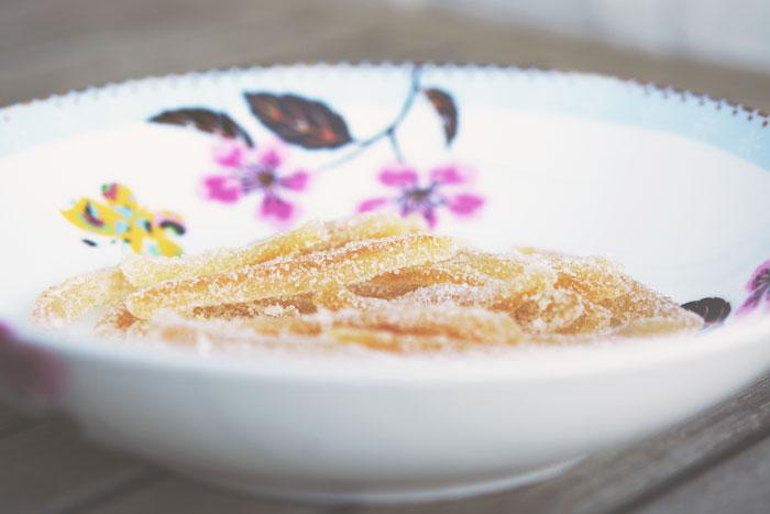 Food Testing: Snoepjes van Citroenschil