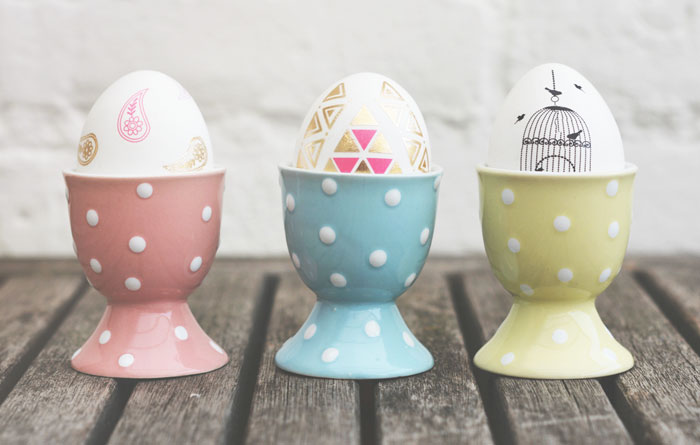 DIY: Tattoo Easter Eggs